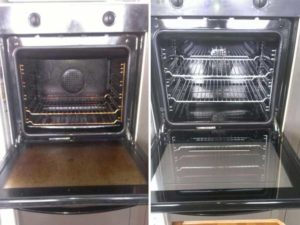 Oven Cleaning | M A  Wash Vac Services